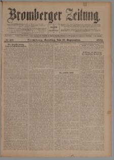 Bromberger Zeitung, 1905, nr 219