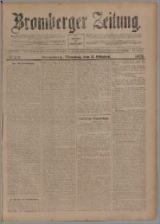 Bromberger Zeitung, 1905, nr 244
