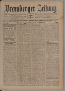 Bromberger Zeitung, 1905, nr 249