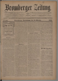 Bromberger Zeitung, 1905, nr 252