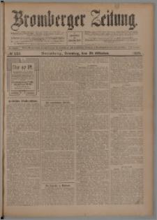Bromberger Zeitung, 1905, nr 255
