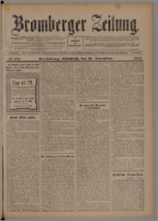 Bromberger Zeitung, 1905, nr 275