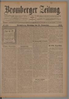 Bromberger Zeitung, 1905, nr 278