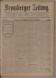Bromberger Zeitung, 1905, nr 279