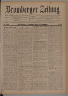 Bromberger Zeitung, 1905, nr 284
