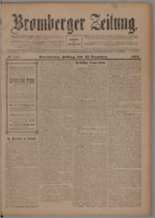 Bromberger Zeitung, 1905, nr 300