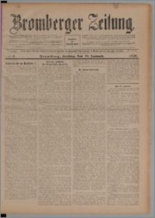 Bromberger Zeitung, 1906, nr 15