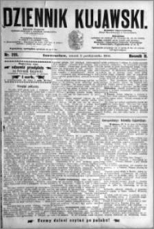 Dziennik Kujawski 1894.10.02 R.2 nr 225