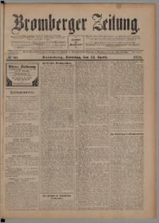 Bromberger Zeitung, 1906, nr 93