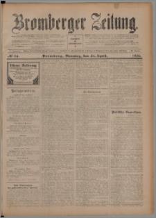 Bromberger Zeitung, 1906, nr 94