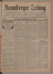 Bromberger Zeitung, 1906, nr 95