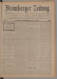 Bromberger Zeitung, 1906, nr 121