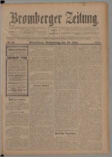 Bromberger Zeitung, 1906, nr 148