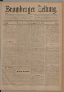 Bromberger Zeitung, 1906, nr 154