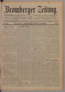 Bromberger Zeitung, 1906, nr 222