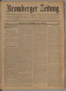 Bromberger Zeitung, 1907, nr 1