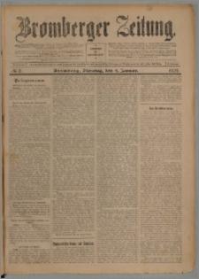 Bromberger Zeitung, 1907, nr 6