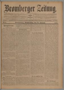 Bromberger Zeitung, 1907, nr 8