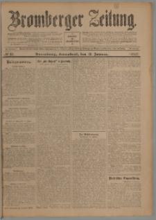 Bromberger Zeitung, 1907, nr 10