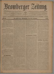 Bromberger Zeitung, 1907, nr 13