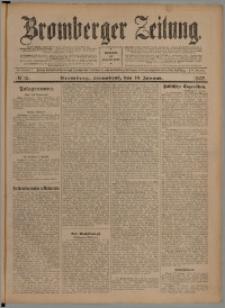 Bromberger Zeitung, 1907, nr 16