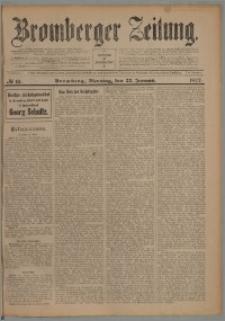 Bromberger Zeitung, 1907, nr 18