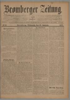 Bromberger Zeitung, 1907, nr 19