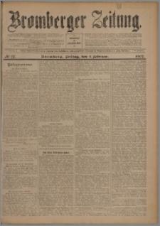 Bromberger Zeitung, 1907, nr 27