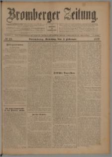 Bromberger Zeitung, 1907, nr 29