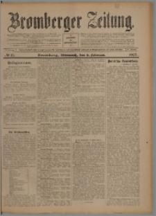 Bromberger Zeitung, 1907, nr 31