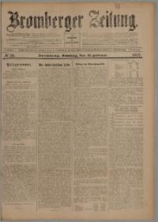 Bromberger Zeitung, 1907, nr 35