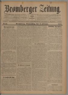 Bromberger Zeitung, 1907, nr 38