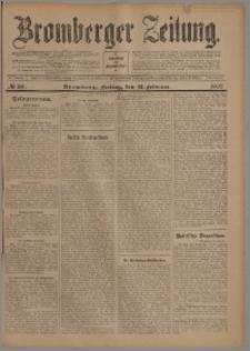 Bromberger Zeitung, 1907, nr 39