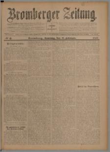 Bromberger Zeitung, 1907, nr 41