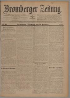 Bromberger Zeitung, 1907, nr 43