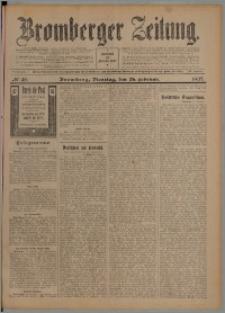 Bromberger Zeitung, 1907, nr 48
