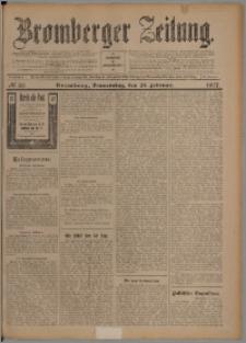 Bromberger Zeitung, 1907, nr 50