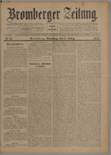 Bromberger Zeitung, 1907, nr 54