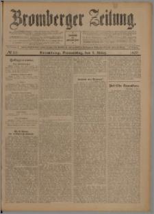 Bromberger Zeitung, 1907, nr 56