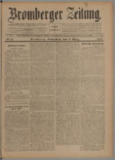 Bromberger Zeitung, 1907, nr 58