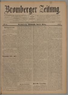Bromberger Zeitung, 1907, nr 61