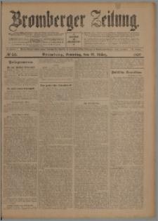 Bromberger Zeitung, 1907, nr 65