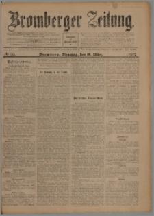 Bromberger Zeitung, 1907, nr 66
