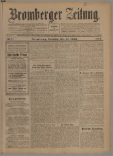Bromberger Zeitung, 1907, nr 71