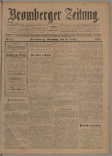 Bromberger Zeitung, 1907, nr 72
