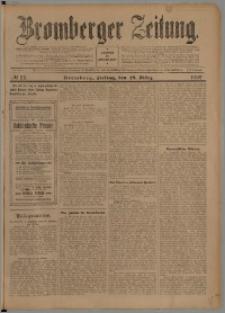 Bromberger Zeitung, 1907, nr 75