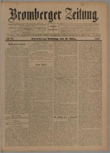 Bromberger Zeitung, 1907, nr 76