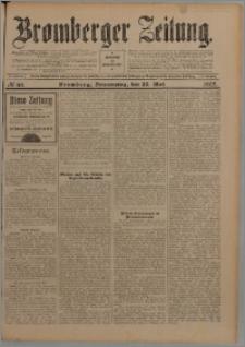 Bromberger Zeitung, 1907, nr 118