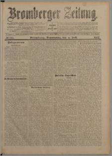Bromberger Zeitung, 1907, nr 154