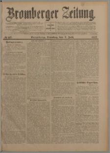 Bromberger Zeitung, 1907, nr 157